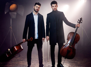 2Cellos Concert Tickets