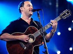 Dave Matthews Band Concert Tickets