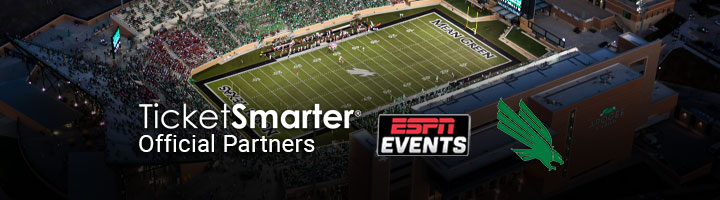 Buy North Texas Football Tickets Prices Game Dates Mean Green Schedule Ticketsmarter