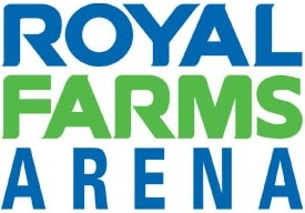 Royal Farms Arena Corporate Partner