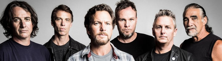 Pearl Jam Tickets Fri Mar 28 2070 Tba At Royal Farms Arena In Baltimore Md