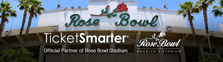 Rose Bowl Stadium Tickets Official Resale Marketplace Seating Maps Ticketsmarter