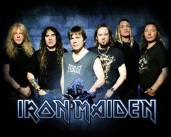 Iron Maiden Concert Tickets