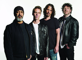 Soundgarden Concert Tickets